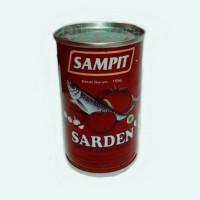 Sarden Sampit 155g