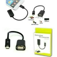 KABEL OTG MICRO USB FOR ANDROID SAMSUNG XIAOMI ASUS LG LENOVO ETC