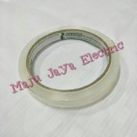 Harga lakban isolasi isolatip bening goldtape 1 2 in inch 12 mm x | antitipu.com