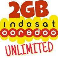 PAKET INTERNET INDOSAT OOREDOO 2GB