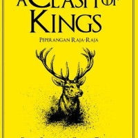 ebook novel game of thrones buku kedua Peperangan Raja Raja