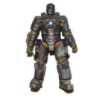 Iron Man Mobile Mark 1 Armor Marvel Action figure Free Ongkir