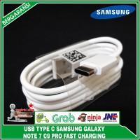 Kabel data USB Samsung Galaxy Note 7 A5 A7 2017 ORIGINAL 100% Type C