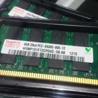 READY STOCK Ram pc ddr2 4gb 800mhz pc2-6400 for AMD tidak untuk intel
