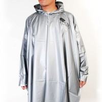 Jas Hujan Poncho Batman Raincoat Omg 100% Pvc Waterproof Scotlight Omg