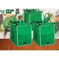 Tas Belanja Grab Bag Tas Trolley Swalayan Bagasi Mobil Shopping Bag -
