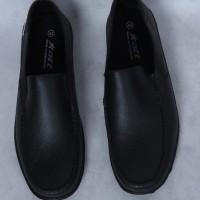 Sepatu Karet Anti Air Hujan Att Ab 350 Pantofel Kantor Not Allbike -
