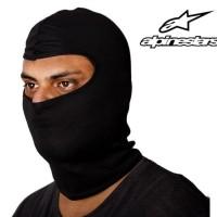 Balaclava Alpinestar Buff Touring Masker Ninja Kain Mask Mulut Polos -