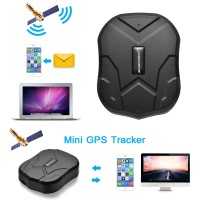 [SX] GPS Car Tracking Device Powerful Magnet Vehicle Tracker Locator