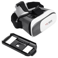 [SX] Virtual Reality Vr Box Headset 3d Glasses For 3.5-6.0' Phones