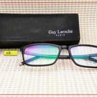 frame kacamata pria wanita Original Guy Laroche Trendy Terbaru Model