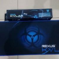 mouse pad Rexus KVLAR extended mousepad Gaming edition ukuran panjang