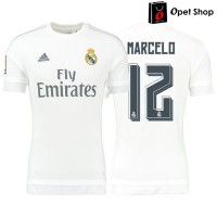 Jersey Sepakbola Real Madrid Size M - No. 12