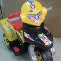 HOT DEAL SHP RX2 3 Wheeler ATV Motor Mainan Aki Small KADO ANAK
