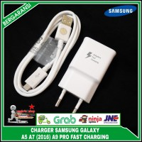 Charger Samsung Galaxy A9 Pro ORIGINAL 100% Fast Charging 15 Watt
