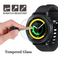 9H Tempered Glass Screen Protector Samsung Gear Sport 2017