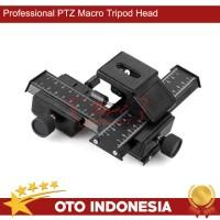 OTO Professional PTZ Macro Tripod Head