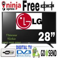Led LG 28MT49VF 28 inch DVB-T2 digital TV USB Movie
