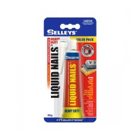SELLEYS Liquid Nails Heavy Duty 35gr Extreme Strength Adhesive