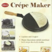 alat dapur Crepe maker vicenza / wajan kwalik termurah
