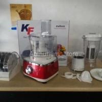 Food Processor Juicer Mixer Blender KF-6013 All In One(Ori)