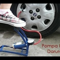 Penawaran Terbaik! Pompa Injak Darurat Bisa Untuk Ban Motor Mobil
