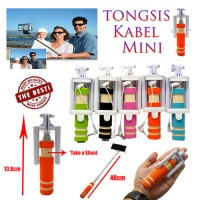 Tongsis Mini with Kabel Potret limited edition