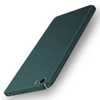 STR.HKR- CASING XIAOMI MI 5 SAND SCRUB ULTRA THIN HARD CASE GREEN