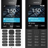 (Dijamin) HP Nokia 150 Black Dual Sim Microsoft Kamera Memory