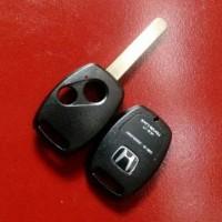 casing kunci mobil Honda dua tombol - casing remot mobil honda jazz