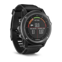 Garmin Fenix 3 HR Black Smartwatch Original DMI 1Tahun