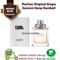 Parfum Wanita Original Karl Lagerfeld EDP Parfume Cewek Ori Eropa Awet