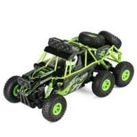 harga termurah RC Car WL 18628 Rock Crawler King 6WD 6X6