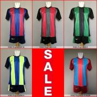 Setelan Futsal / Sepakbola Nike N14 (Baju Kaos Celana)