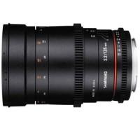 Lensa Samyang 135mm T2.2 AS Umc UDSLR Cine For Canon EOS