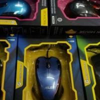 Mouse Gameing Optical USB Komputer Laptop Asus Acer Tos Murah