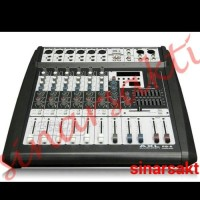 (Diskon) Power Mixer AXL Audion PD 6 USB ( 6 channel full ) ORIGINAL