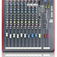 (Diskon) Murah Mixer Allen Heath ZED 12FX ( 12 Channel ) ORIGINAL