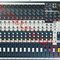 (Diskon) Mixer Soundcraft EFX12 ( 12 channel ) ORIGINAL