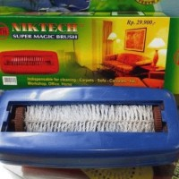 (Dijamin) Sikat Karpet dan Sofa / NIKTECH Super Magic Brush