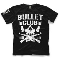 "[KAOS] NJPW Bullet Club ""King of Sports"" T-Shirt Full Patch"