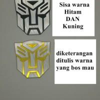 emblem transformer / transformers autobot