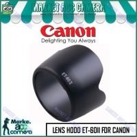 LENSHOOD/LENS HOOD ET-60II for Canon EF 75-300MM F/4-5.6 III