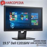 """Monitor LED Dell E2016HV 19.5"""" 1900x600p 60Hz VGA"""