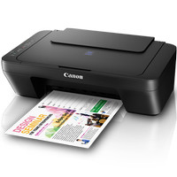 Printer Canon PIXMA E-410 PRINT SCAN COPY ORIGINAL RESMI BERGARANSI