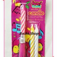 lilin ulang tahun / lilin music ulang tahun lagu HAPPY BIRTHDAY