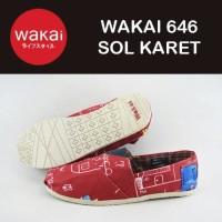 Sepatu Wakai Grade Ori 646 T1910