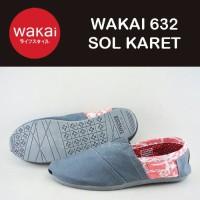 Sepatu Wakai Grade Ori 632 T1910