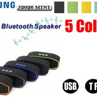Speaker SAMSUNG Wireless Bluetooth J-2026 MINI