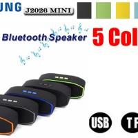 Speaker SAMSUNG Wireless Bluetooth J-2026 MINI